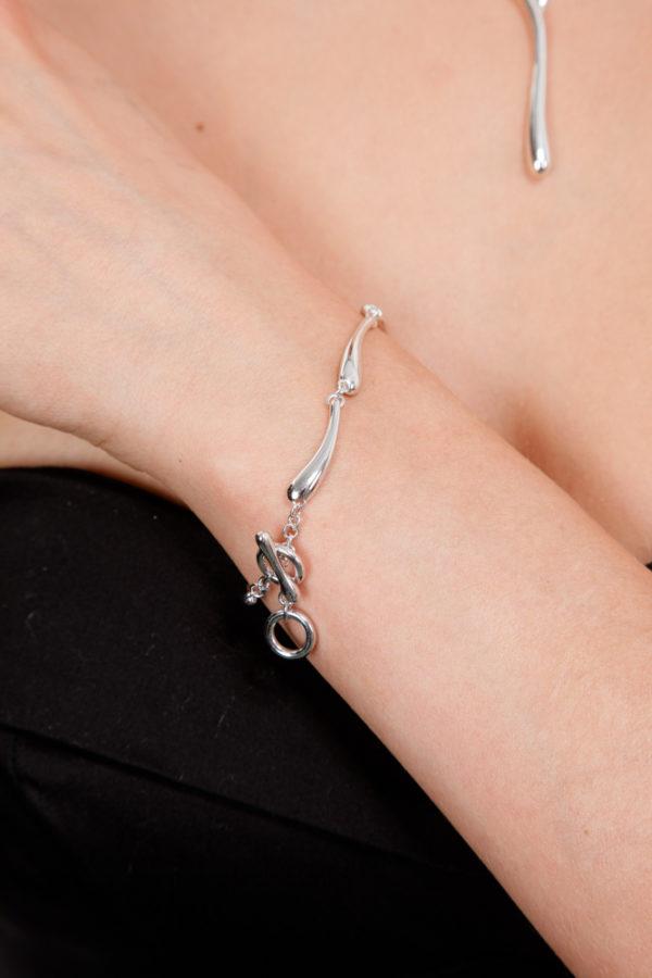 Six Drop Bracelet