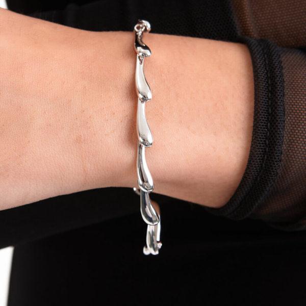 Continual Drop Bracelet