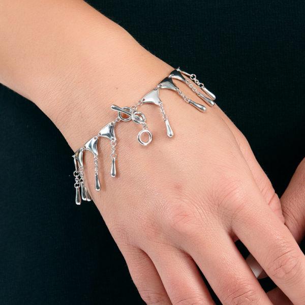 Dancing Drop Bracelet