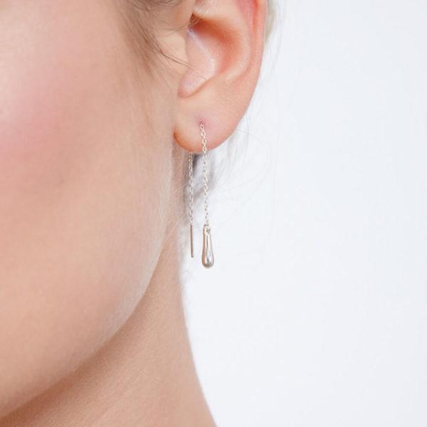 Short Feeder Earrings