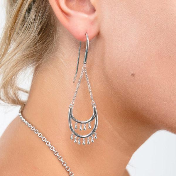Drop Chandelier Earrings
