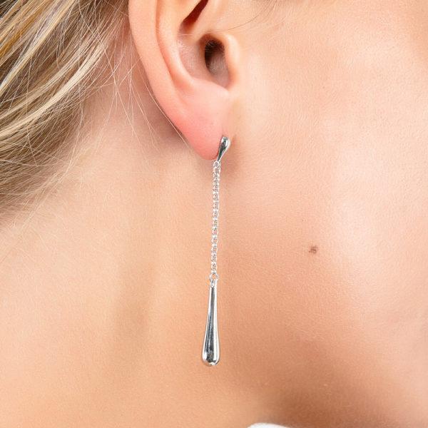 Single Drop Earring