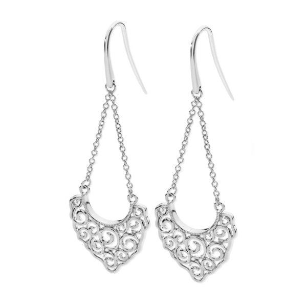 Element Chandelier Earrings
