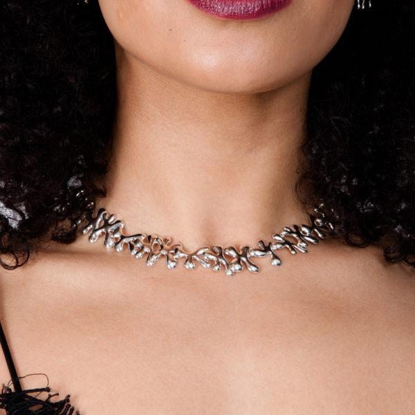 Continual Splash Necklace