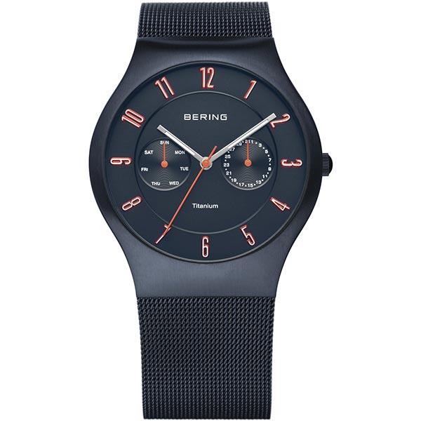 Bering Gents Titanium Watch