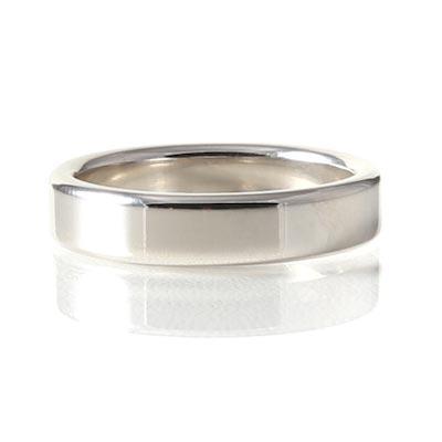 Palladium 5mm Wedding Ring