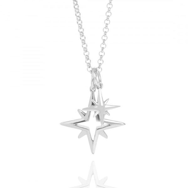 Muru My Little Star Necklace Silver 18