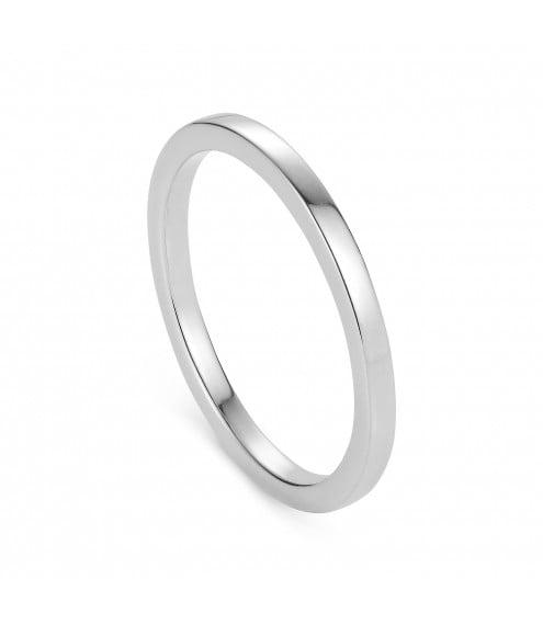 Claudia Bradbury Simple Stacking Ring