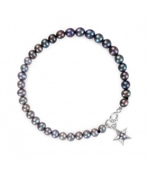 Star Ombre Pearl Bracelet