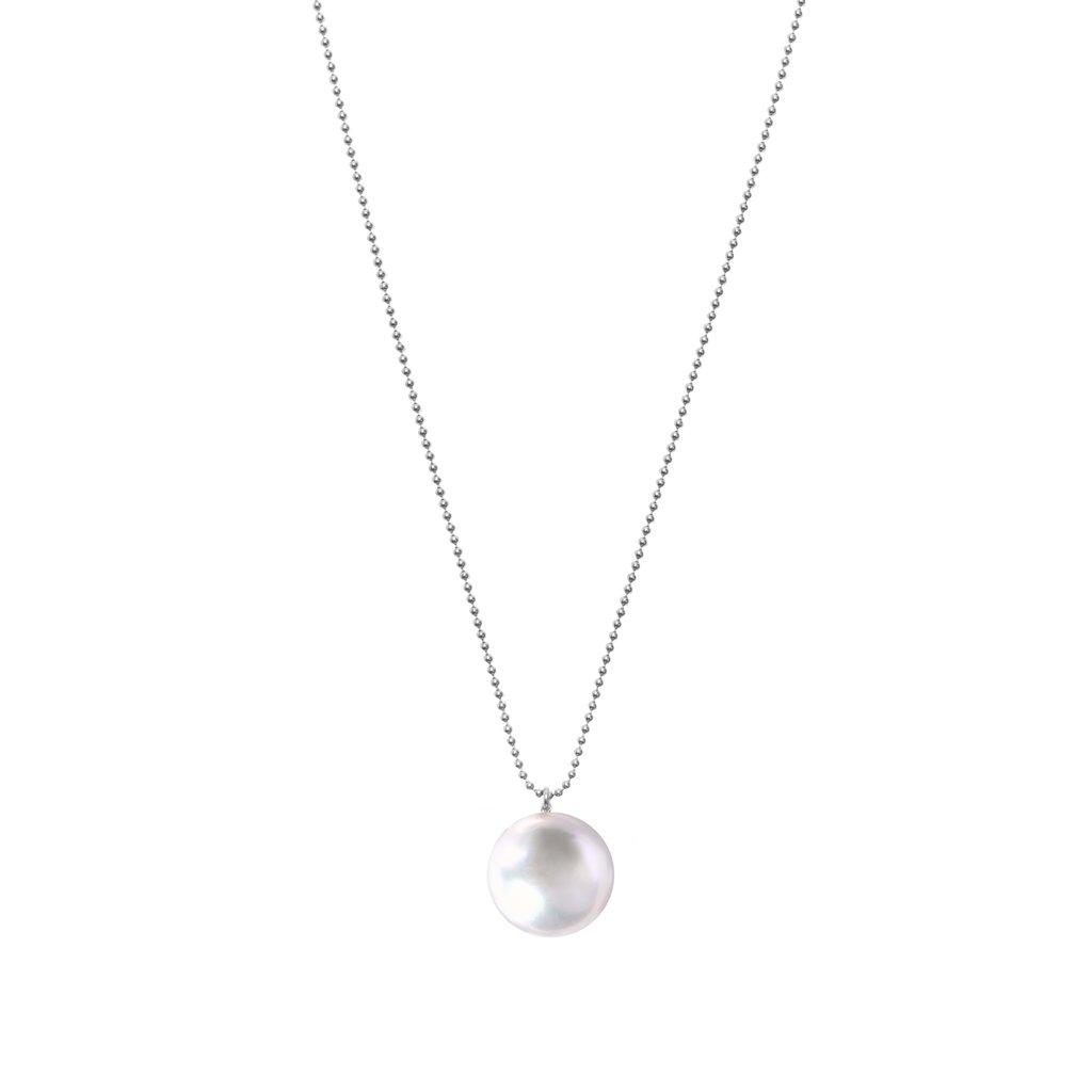 Orbis Pearl Pendant